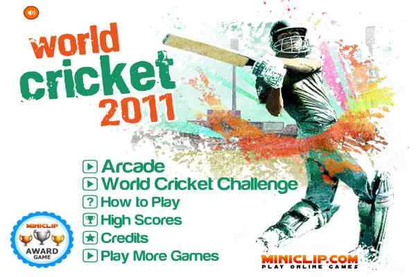 Play World Cricket 2011